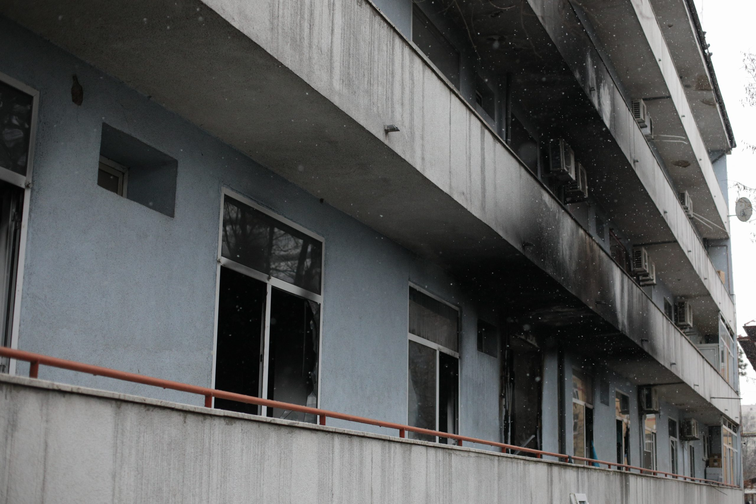 Incendiul de la Matei Balș | Banii pentru spitalele din București
